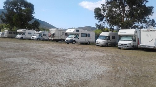 Posti camper